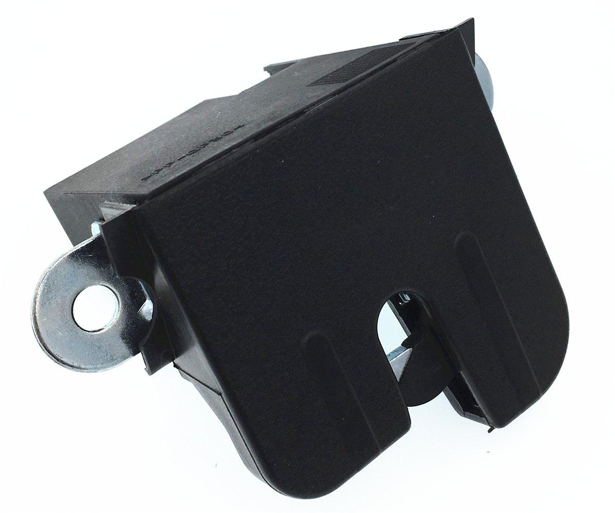 HZTWFC Cierre de la tapa del maletero trasero Cierre de la cerradura OEM # 5K0827505A 1P0827505D