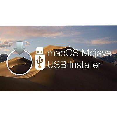MacOS MOJAVE 10.14 Bootable USB Installation install Instalador De Unidad flash USB USBOSX