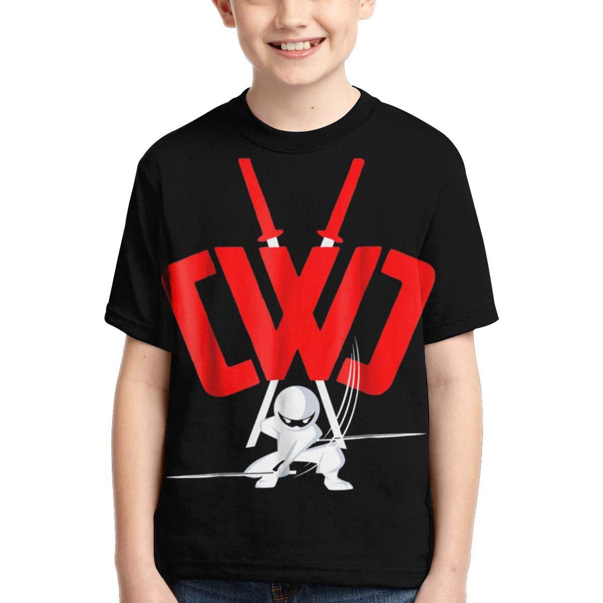 Amazon.com: Ishanqudi Chad Wild Clay YouTube T-Shirt for ...