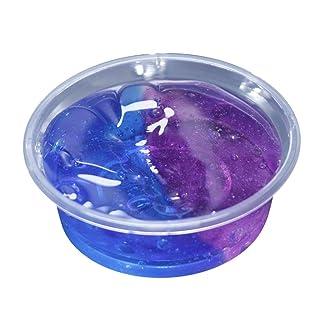 Giocattoli colorati dell'argilla dei bambini di rilievo di sforzo dei bambini della perla della melma variopinta bella di colore
