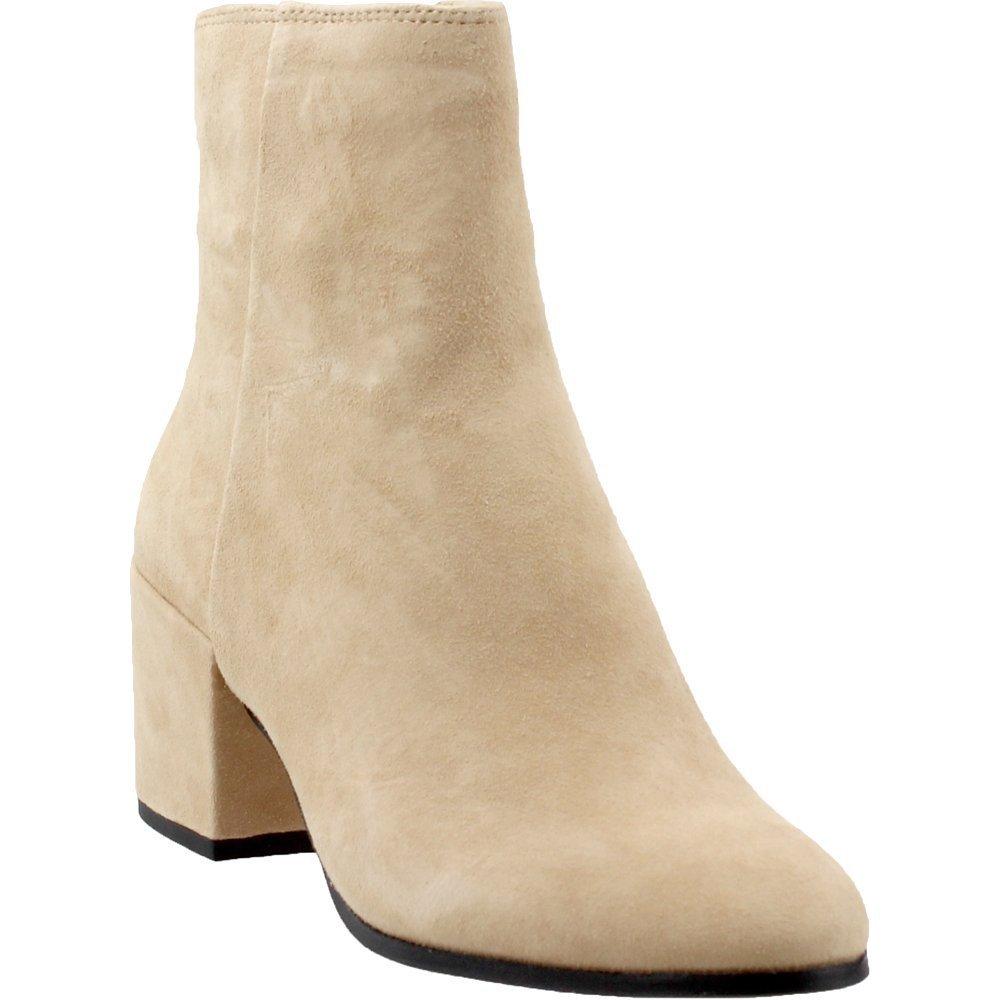 Dolce Vita Women's Maude Ankle Boot B071WLJZ9T 10 B(M) US|Blush Suede
