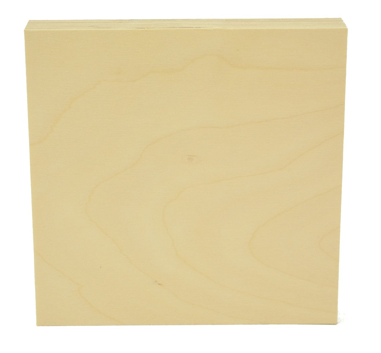 Woodcrafter 3/4'' Thick Baltic Birch Plywood Square 22 Inch by Woodcrafter.com