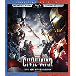 Chris Evans (Actor), Robert Downey Jr. (Actor), Anthony & Joe Russo (Director) Rated:PG-13 (Parents Strongly Cautioned) Format: Blu-ray (261)Release Date: September 13, 2016Buy new:  $39.99  $22.99