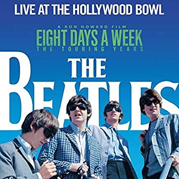 Image result for the beatles live at the hollywood bowl