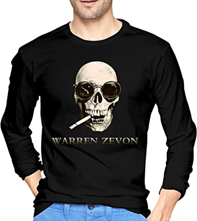 WARREN ZEVON  T-SHIRT