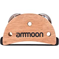 ammoon Caja Elíptica Cajon Accesorio Drum Companion Tamboril