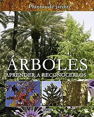 Árboles. Aprender A Reconocerlos (Plantas De Jardín): Amazon.es ...
