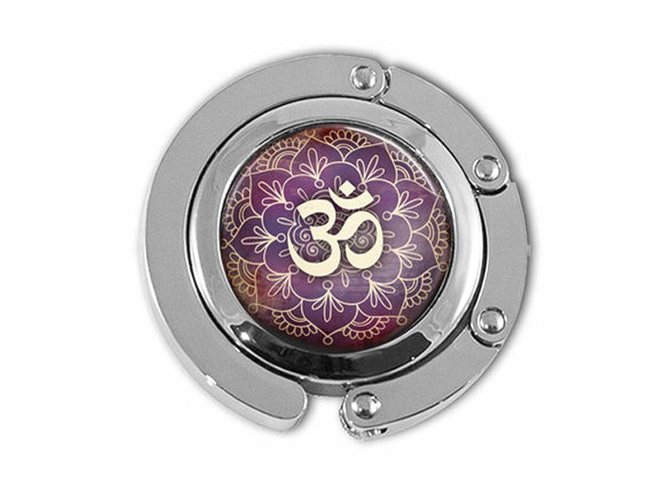 Superbe Pissenlit OM Symbole AUM Namaste Yoga support de sac Parapluie Cintre Dandelion chen NU45