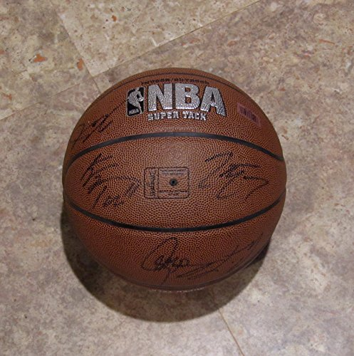 Team Signed Basketball (2018 NBA CHAMPIONS Golden State WARRIORS TEAM SIGNED AUTOGRAPHED F.S. Basketball w/COA Stephen Curry Finals MVP Kevin Durant)