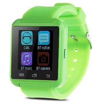Reloj inteligente, Padgene U8 Bluetooth inteligente reloj de ...