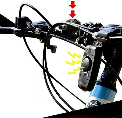 SONGYANG Alarma de Bicicleta Alarma de Motocicleta Alarma de ...