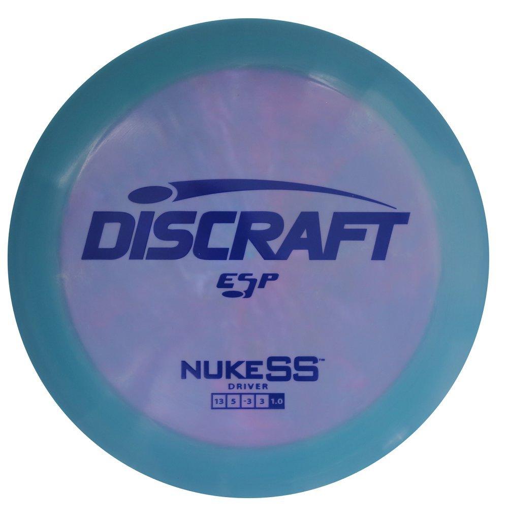 Discraft ESP Nuke SS距離ドライバーゴルフディスク[ Colors May Vary ] B07BL3MB3N  170-172g