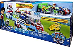 Paw Patrol Paw Patroller Vehicle Playset