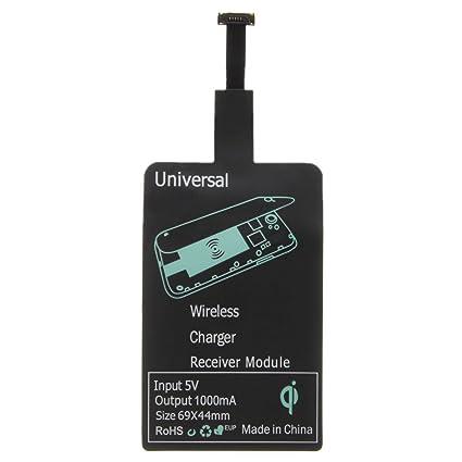 Amazon.com: Cargador y receptor – TOOGOO (R) Mirco USB Carga ...