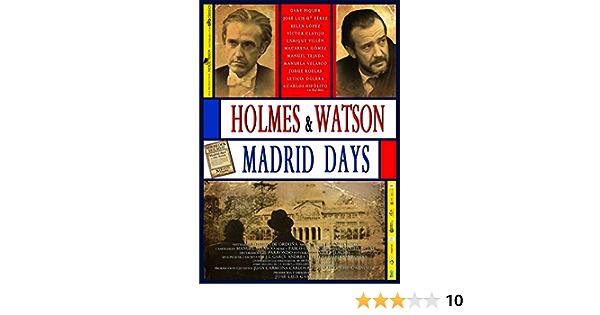 Holmes Watson Madrid Days Blu Ray Amazon Es Gary Piquer José Luis García Belén López Manuela Velasco José Luis Garci Gary Piquer José Luis García José Luis Garci Cine Y Series Tv