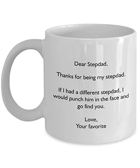 Funny Gift For Stepfather