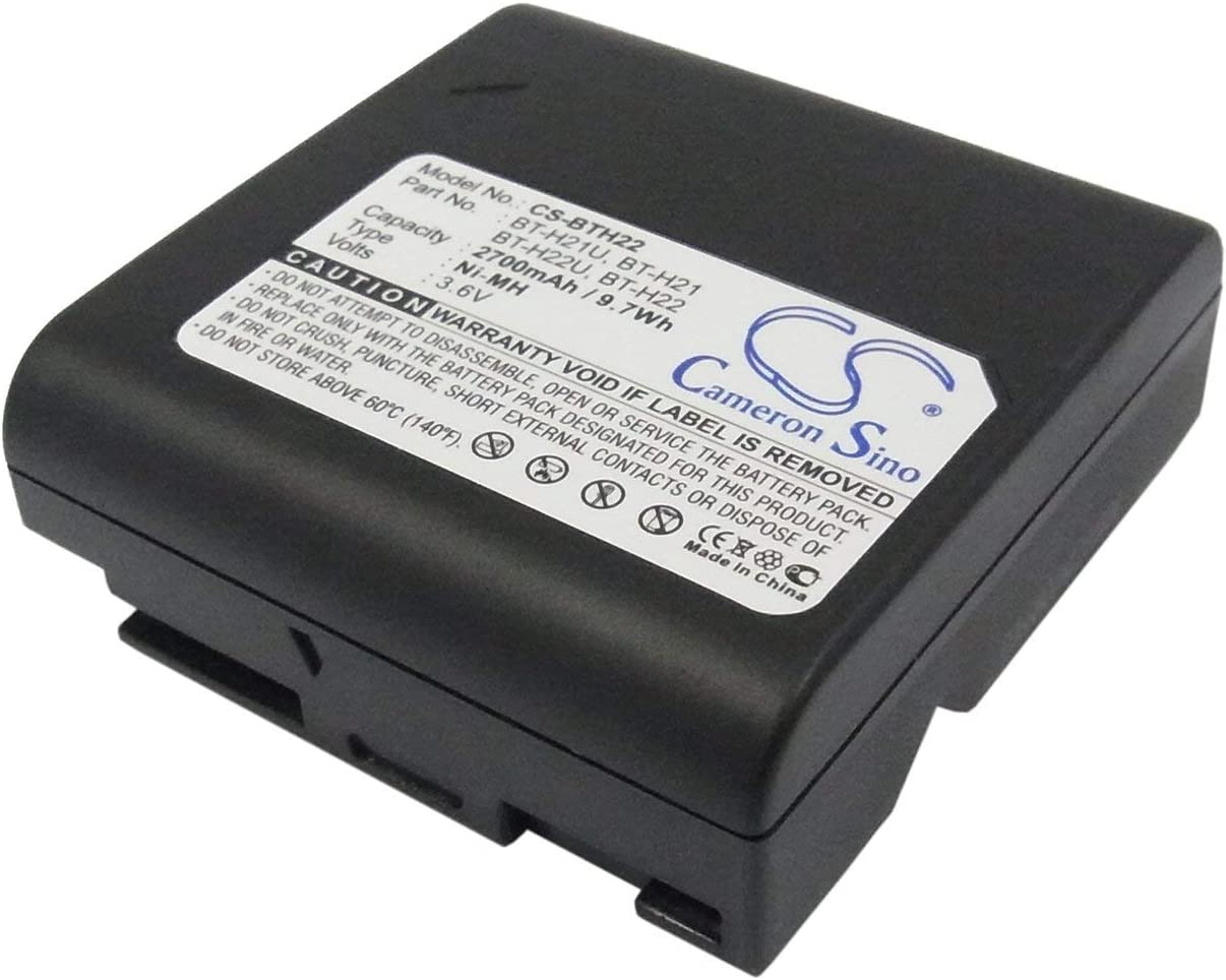 Replacement Battery for Sharp VL-SE10U VL-SE20U VL-SE20U VL-SE50U VL-SE50U VL-SW50 VL-SW50E VL-SW50U VL-SW980 VSH006M11 VSH007M08
