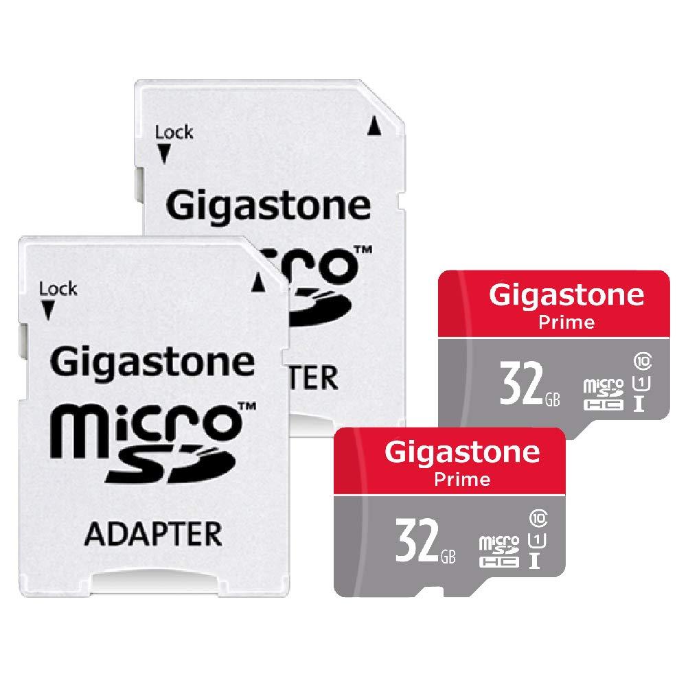 Amazon.com: Gigastone - Tarjeta de memoria MicroSD UHS-I U1 ...