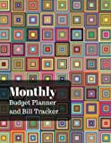 Monthly Budget Planner and Bill Tracker: With Calendar 2018-2019 Monthly Spending Planner ,Bill Planner, Financial Planning Journal Expense Tracker ... In USA (household budget planner) (Volume 1)