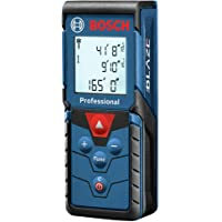 Deals on Bosch Blaze Pro 165-FT Laser Distance Measure GLM165-40
