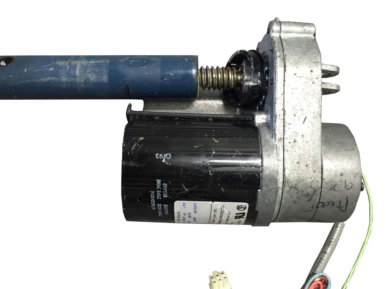 Precor Von Weise Lift Inclinación Motor Funciona 9.10, 9.1, 9.20s ...
