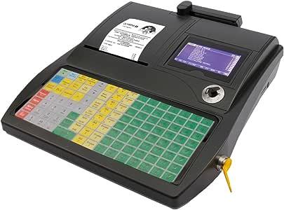 Olympia CM 980 F - Caja registradora para negocio, color negro: Amazon.es: Oficina y papelería