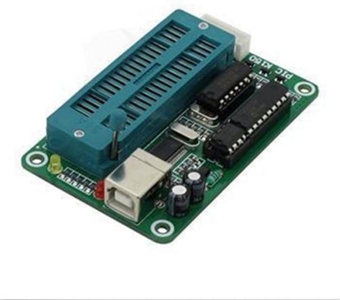 USB PIC automatic programming develop microcontroller programmer K150 ICSP`cIJH4