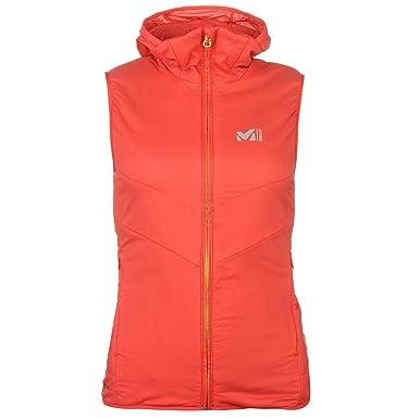 b2e2072426b MILLET Women's Gilet - Orange - X-Small: Amazon.co.uk: Clothing