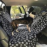 Oxford Pet Trunk Cargo Liner - Car SUV Van Seat Cover - Waterproof Floor Mat for Dogs Cats, Car Travel Accessories 100% Waterproof