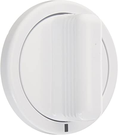 WE01X10160 for GE Dryer Timer Control Knob White AP3207448 PS755794 51cm Dia