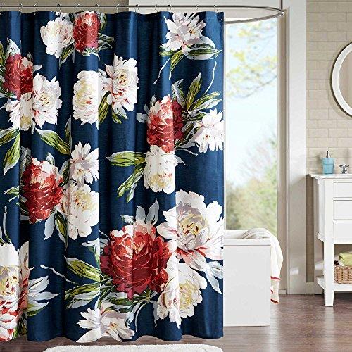 Camilla Shower Curtain Floral Medallion 72 (Pottery Barn Floral Shower Curtain)