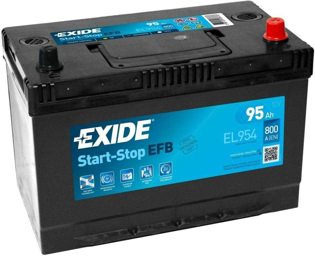 EXIDE EL954 BATT EFB 12V 95AH
