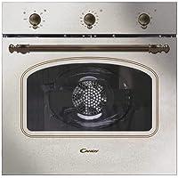 Candy FCC603NAV - Horno eléctrico ventilado, 65 L, clase energética A+, color Avena
