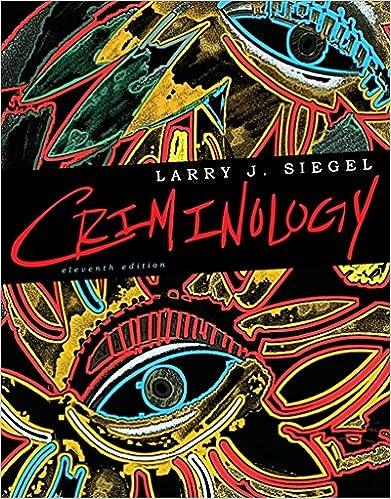 Criminology Books Pdf