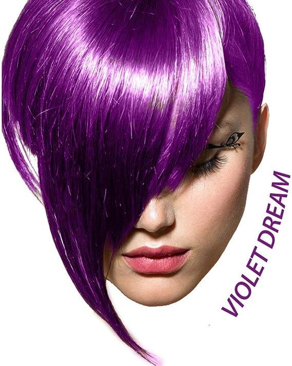 Arctic Fox Semi Permanent Hair Color Dye 4 Once (Violet Dream) by Arctic Fox