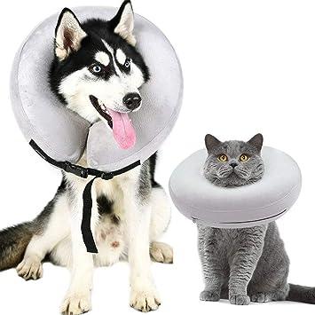 Amazon.com: Yakalla - Collar de cono para perro, suave ...