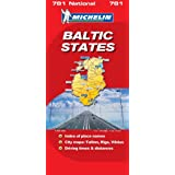 Baltic States 2007 (Michelin National Maps)