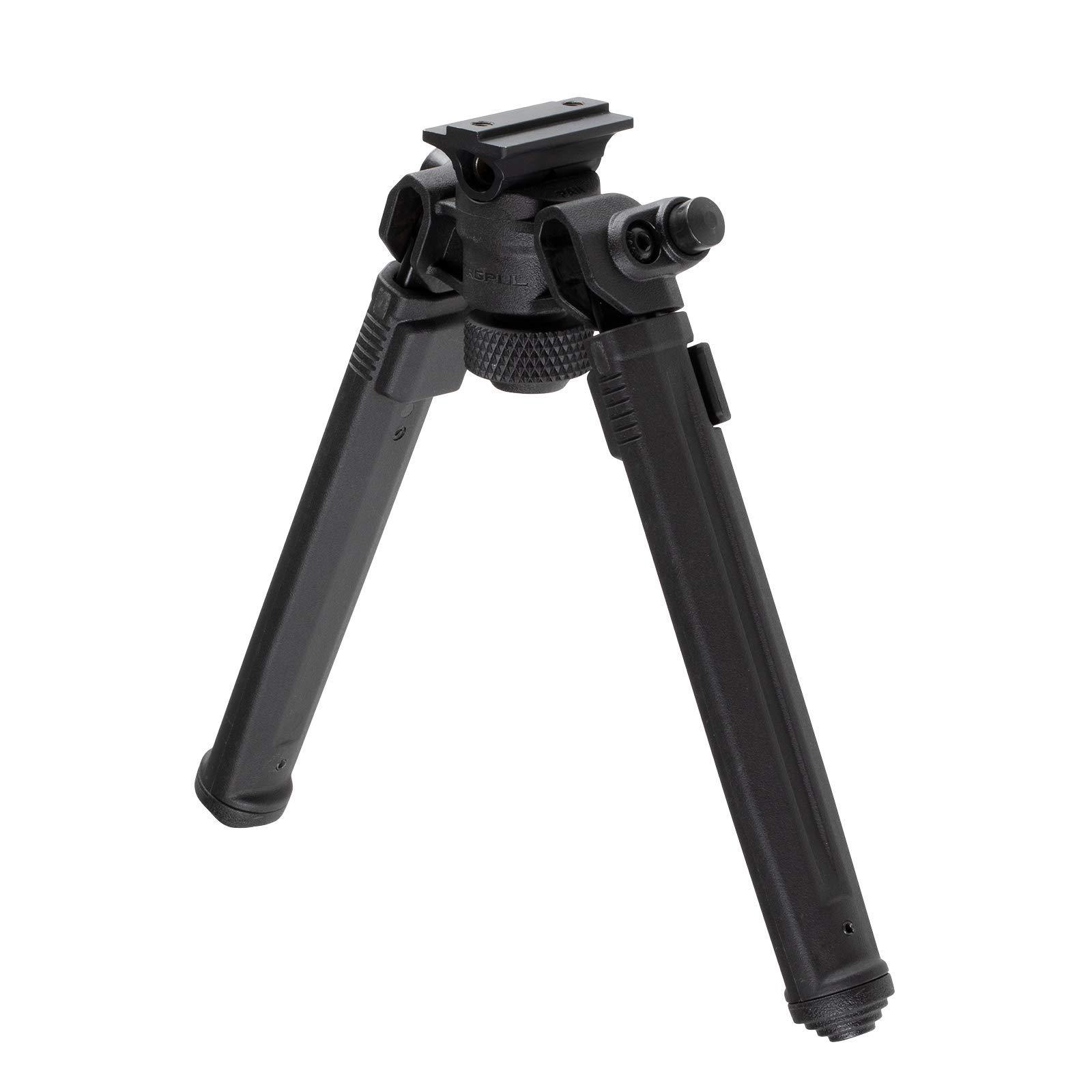Magpul Rifle Bipod, A.R.M.S. 17S Style, Black