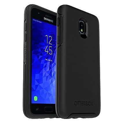timeless design e0f99 a5175 Otterbox Case for Symmetry Galaxy J3 2018 - Black