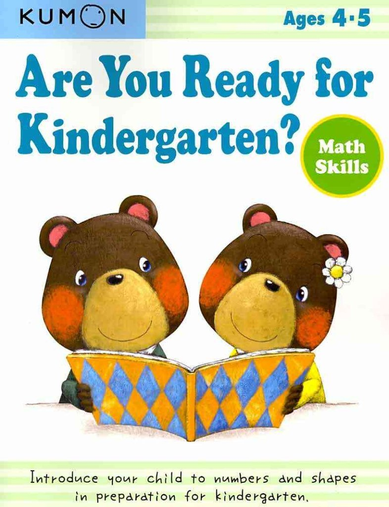 Download [Are You Ready for Kindergarten? Math Skills] (By: Kumon Publishing) [published: January, 2011] PDF