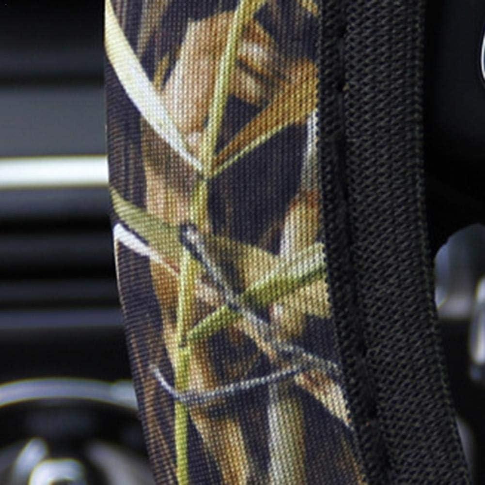 CatcherMy Voiture Couvre Volant Volant Camouflage Housses Anti-d/érapant Universel Housse de Protection Stretchy