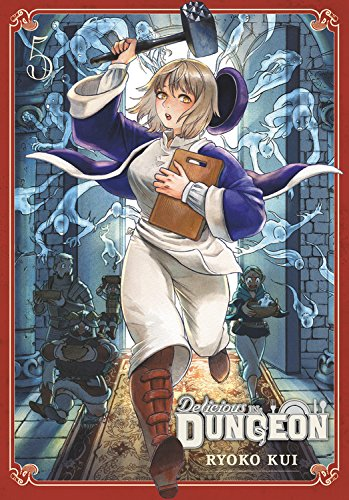Read Online Delicious in Dungeon, Vol. 5 PDF