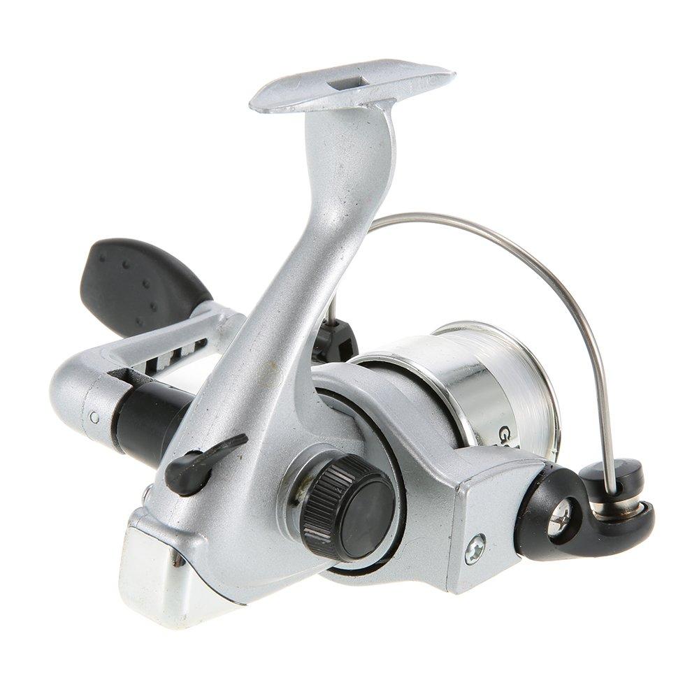 Lixada Angelrute Aluminium Pocket Pen Rod Fishing Mini Teleskop Angelrute Pole Aufroller