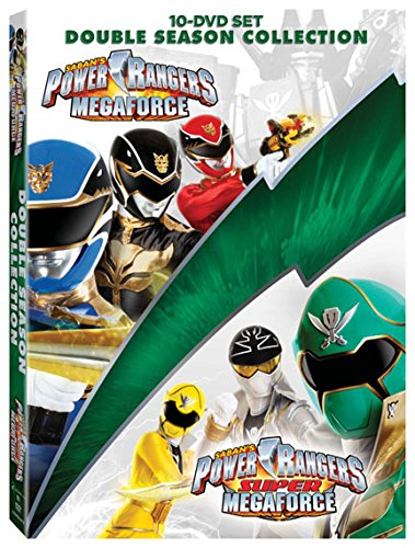power rangers collection - 5