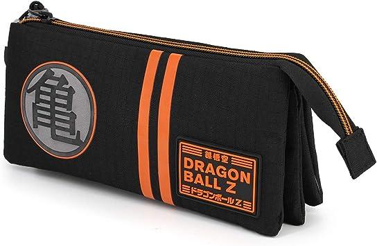 Dragon Ball Kame-Estuche Portatodo Triple HS: Amazon.es: Equipaje