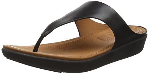 487679c3f Fitflop Women s Banda Ii Toe-Thong Sandals-Leather Open  Amazon.co ...