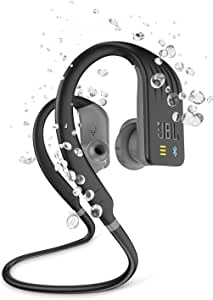 JBL Endurance Series Dive Waterproof Bluetooth Earphones, Black