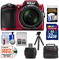 Nikon Coolpix L840 Digital Camera with 32GB Card (Certified Refurbished) Noticeable Review Image
