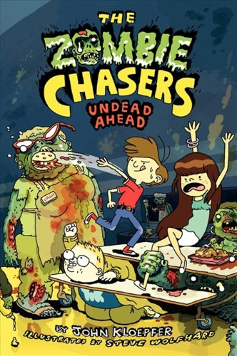 The Zombie Chasers #2: Undead -