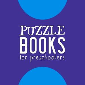 Puzzle Books for Preschoolers